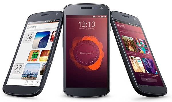 Ubuntu Phone Screens