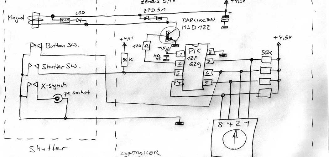 Tremendous Circuit Diagram Hand Drawn Beanz Magazine Wiring Digital Resources Remcakbiperorg