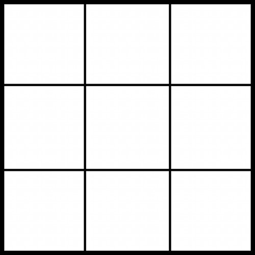 Magic-Square-Lo-Shu-blank
