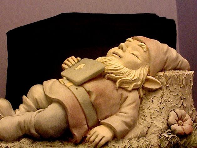 gnome-sleeping