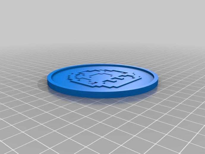 projects-8bit_Mario_mushroom_Coaster