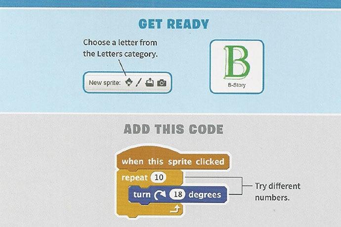scratch coding cards beanz