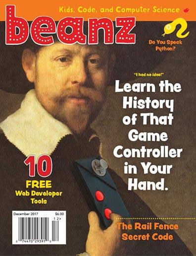 Buy Print Issues Beanz Magazine