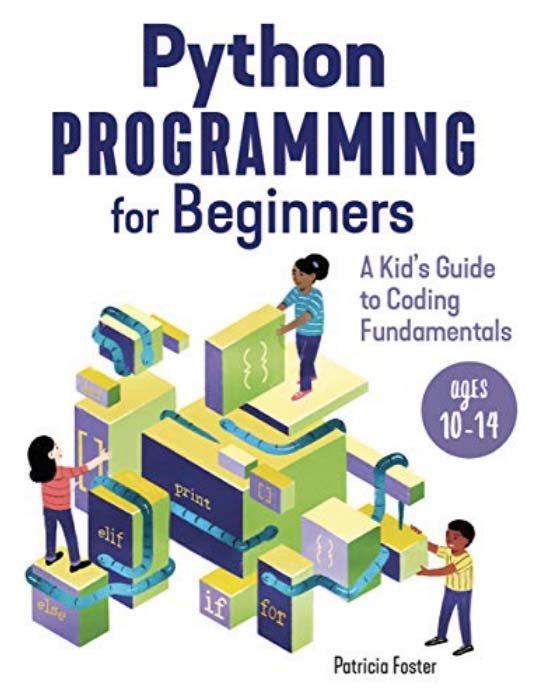 Python Programming for Beginners book cover